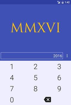 Roman Numerals Converter screenshot 4