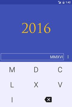 Roman Numerals Converter screenshot 5