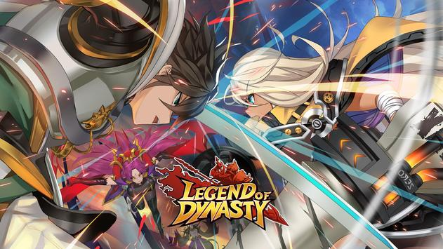 Legend of Dynasty poster