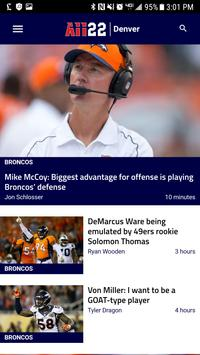 All22 Denver Football News poster