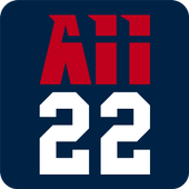 All22 New England Team News icon