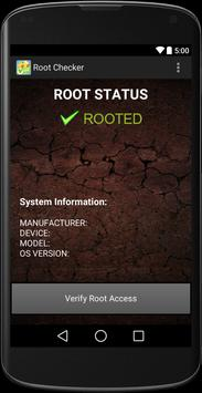 Root Checker Pro poster