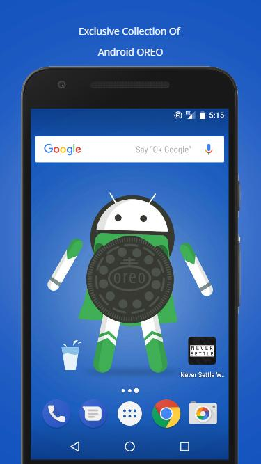 Official Android Oreo Wallpapers For Android Apk Download