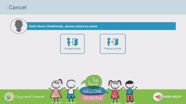 DaycareChannel Attendance apk screenshot