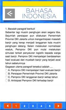 Tryout UN SMP apk screenshot