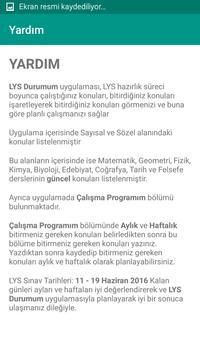 LYS Durumum screenshot 7