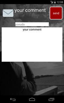 Message in a bottle (balm) apk screenshot