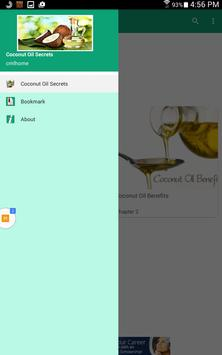 Coconut Oil Secrets Exposed apk screenshot
