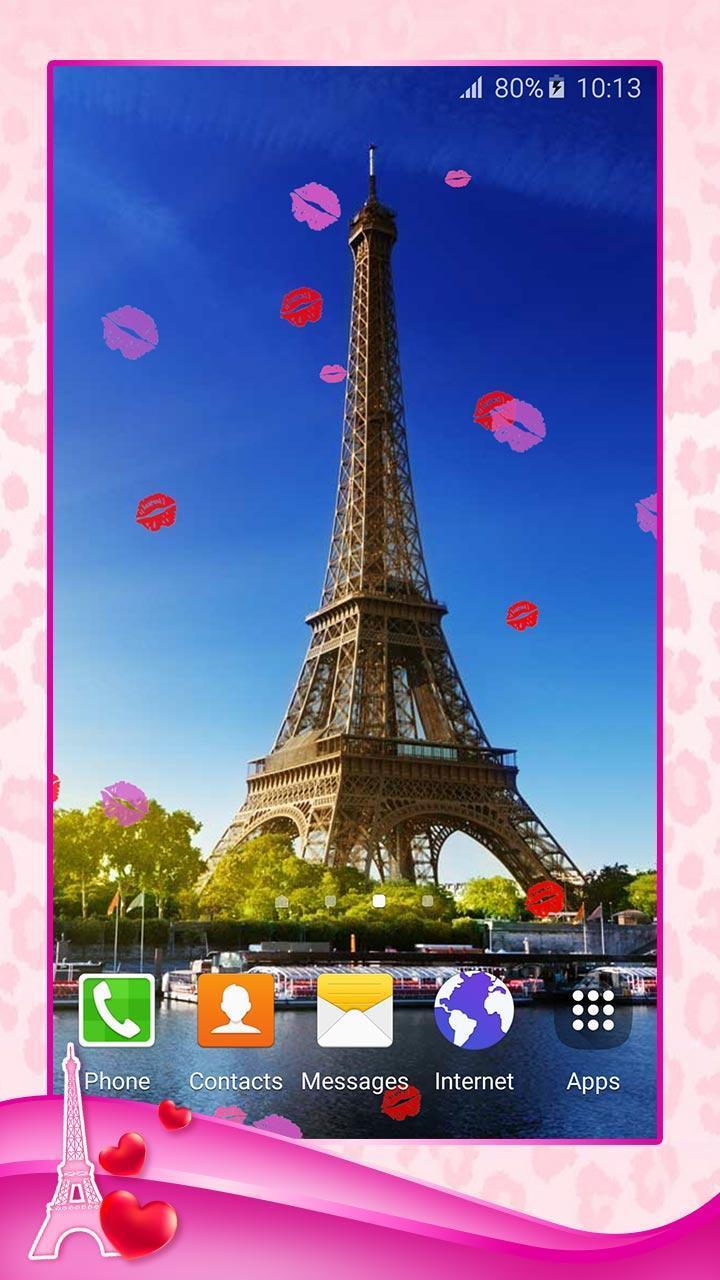 Lucu Paris Hidup Wallpaper For Android APK Download