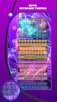 Neon Keyboard Themes apk screenshot