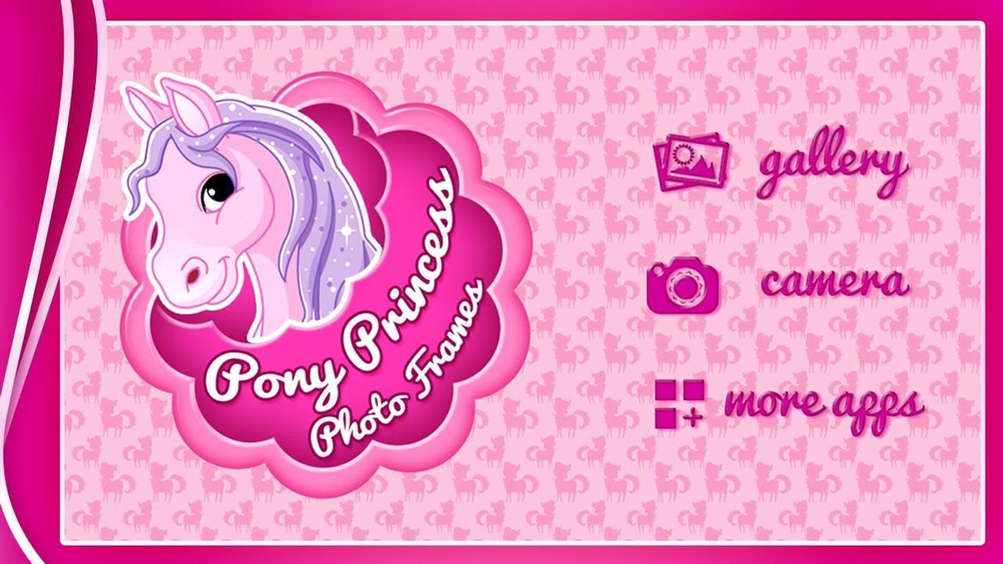 Pony Princesa Marcos De Fotos Descarga APK - Gratis Fotografía ...