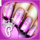 Princess Nails Wallpapers icon