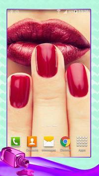 Princess Nails Wallpapers poster