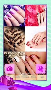 Princess Nails Wallpapers apk screenshot