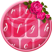 Rose Keyboard Themes icon