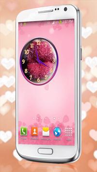 Sugar Lips Clock Widget screenshot 3