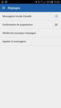 Messagerie Visuelle CM Mobile apk screenshot