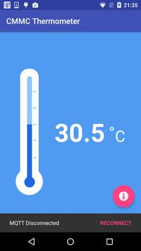 CMMC Thermometer-poster
