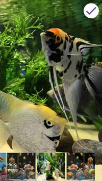 Aquarium Fish 3D Lock Screen screenshot 5