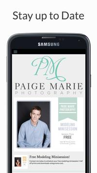 Paige Marie Photography poster