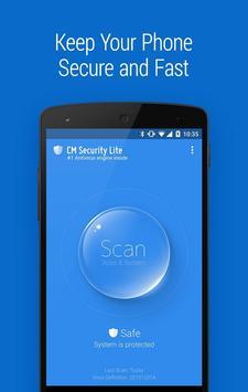CM Security Lite poster