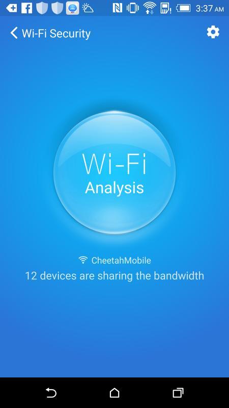 Speed Test - WiFi / Cellular speed test APK Baixar ...