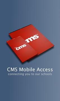 CMS Support poster