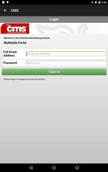 CMS Support apk screenshot