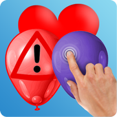 Popping Balloons : Pop on Fly icon