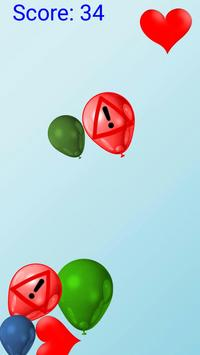 Popping Balloons : Pop on Fly screenshot 2
