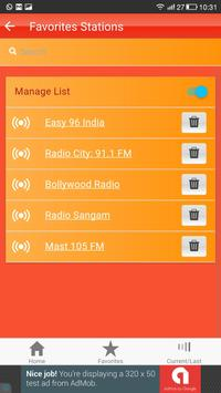 Easy Radio India: FM Radio screenshot 2