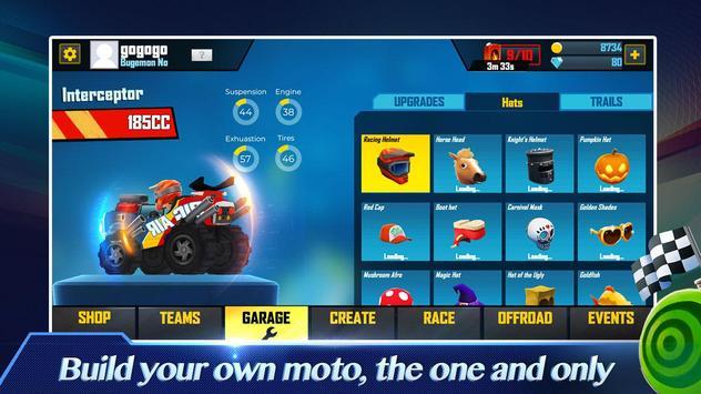 MotoCraft poster