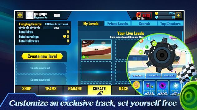 MotoCraft screenshot 2