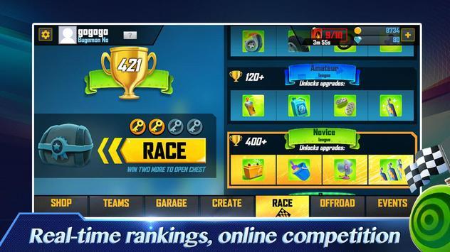 MotoCraft screenshot 3