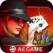 AEGAME - Game bai doi thuong, Game bai tien len icon