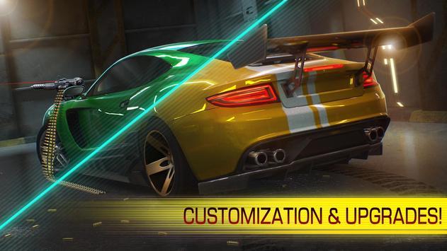 Cyberline Racing imagem de tela 2