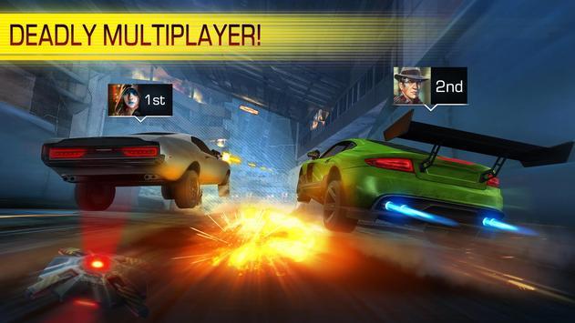 Cyberline Racing imagem de tela 3