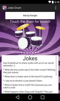 Joke Drum! poster