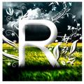 R Name Wallpaper HD