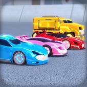 4 Super Watch Car Battle icon