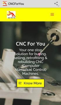 CNC For You apk screenshot