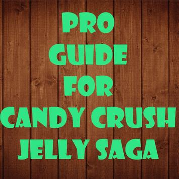 Guide for Candy Crush Jelly poster