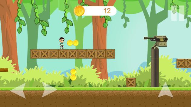 Mr Cnody Adventure Jungle apk screenshot