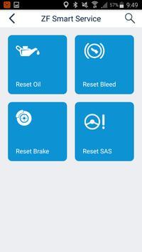ZF Smart Service screenshot 2