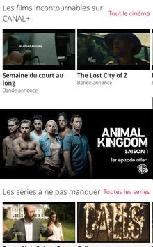 Français Canal + screenshot 1
