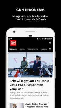 CNN Indonesia poster