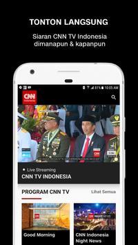 CNN Indonesia - Latest News apk screenshot