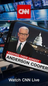 CNN Breaking US & World News poster