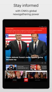 CNN Breaking US & World News apk screenshot