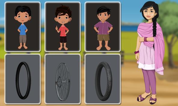 Tyre(Pahiya)Game screenshot 1
